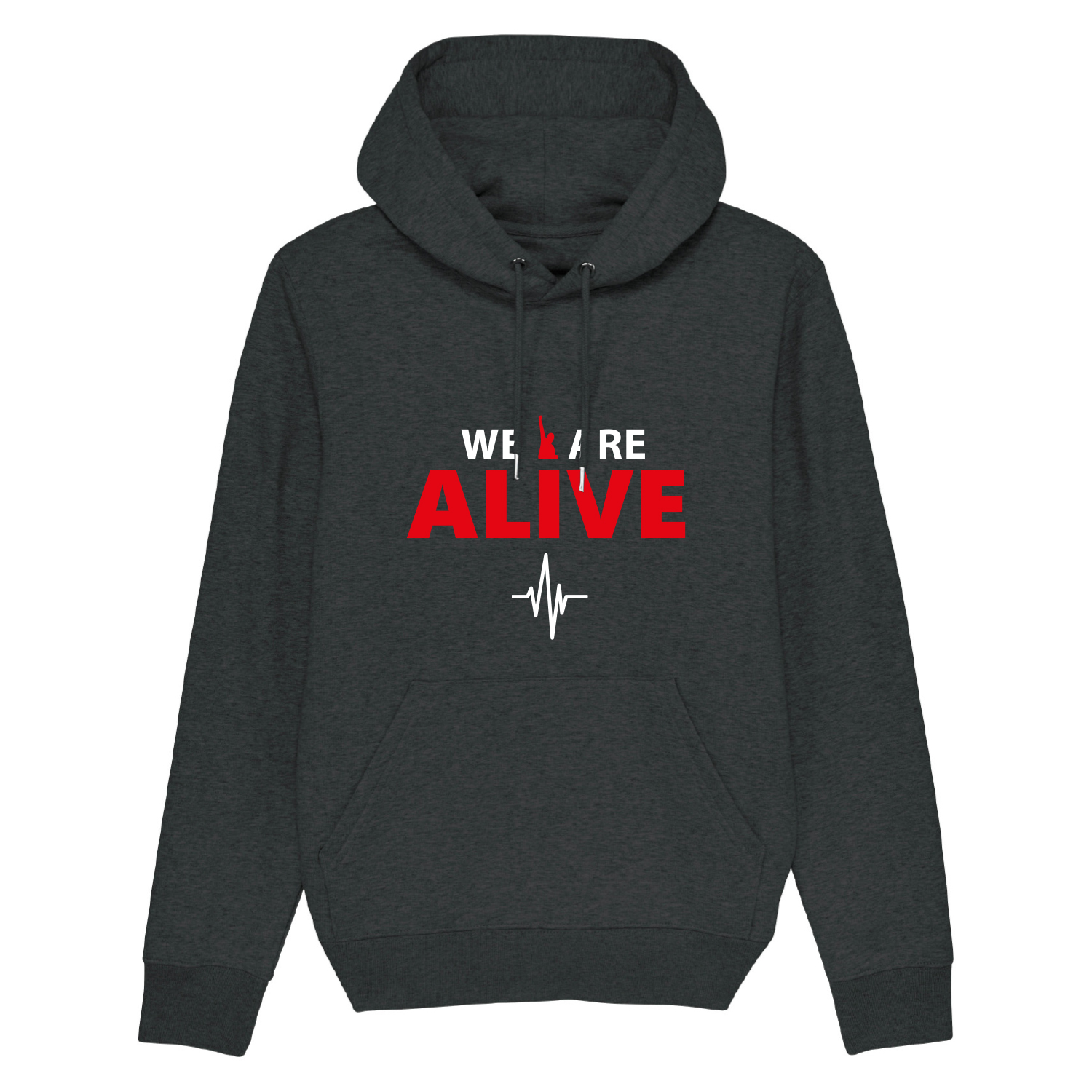 """Hoodie """"We are ALIVE"""""""